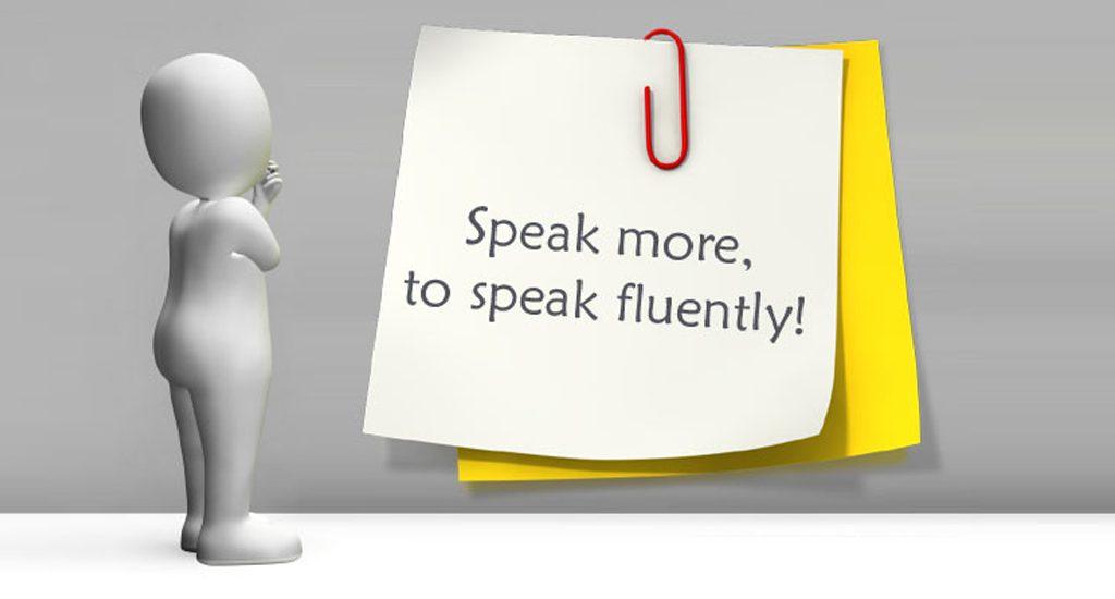 ielts speaking tips fluency